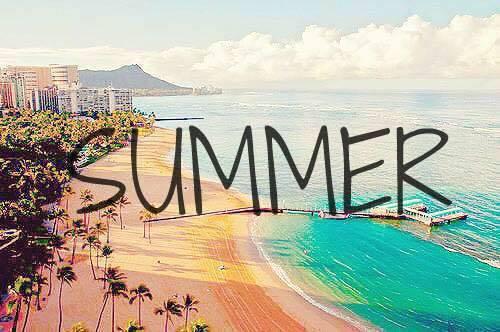 8月...Hello Summer