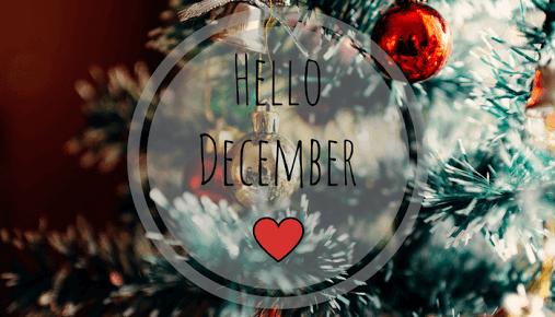 12月はイベント盛り沢山