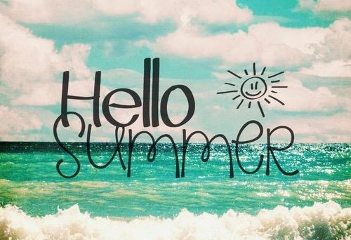 7月...夏の到来!