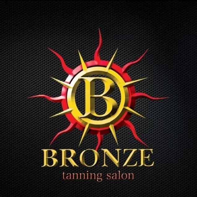 日焼けサロン Bronze ロゴ
