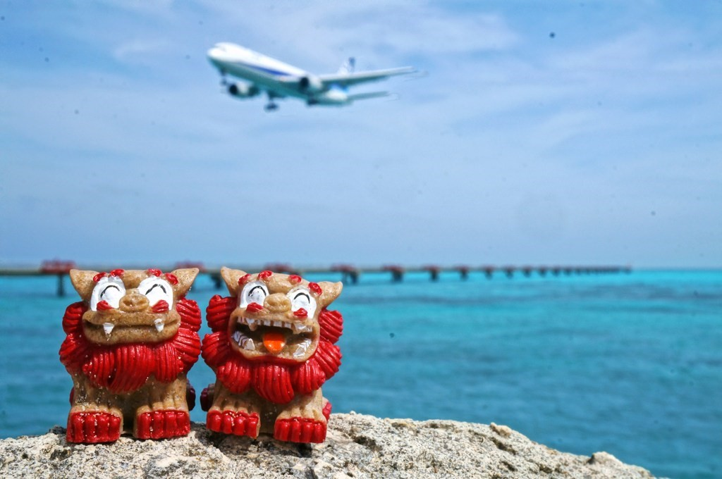 GWの沖縄は激混みらしい?