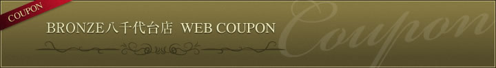 BRONZE WEB COUPON